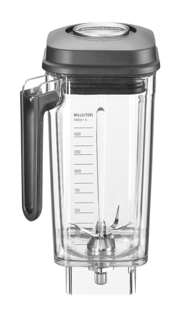 Stolný mixér Artisan Power Plus červená metalíza KitchenAid