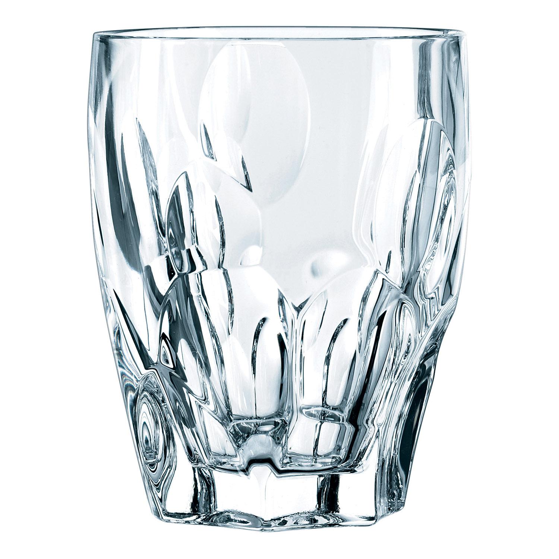 Súprava 4 pohárov D.O.F. Sphere Nachtmann - Nachtmann Křišťálové sklenice na Rum a Whisky Sphere 4 x 300 ml