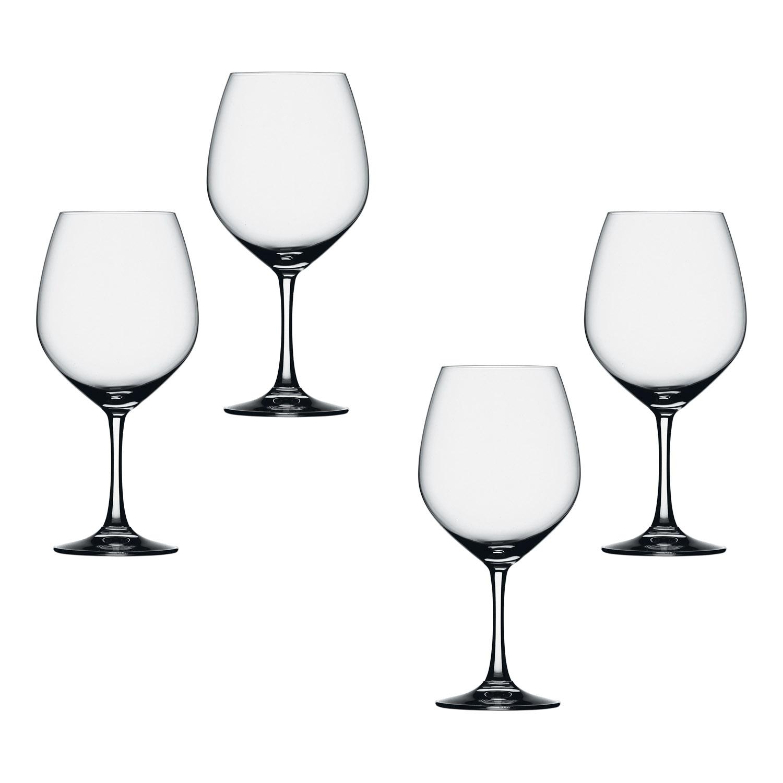 Súprava 4 pohárov na červené víno Burgundy Vino Grande Spiegelau