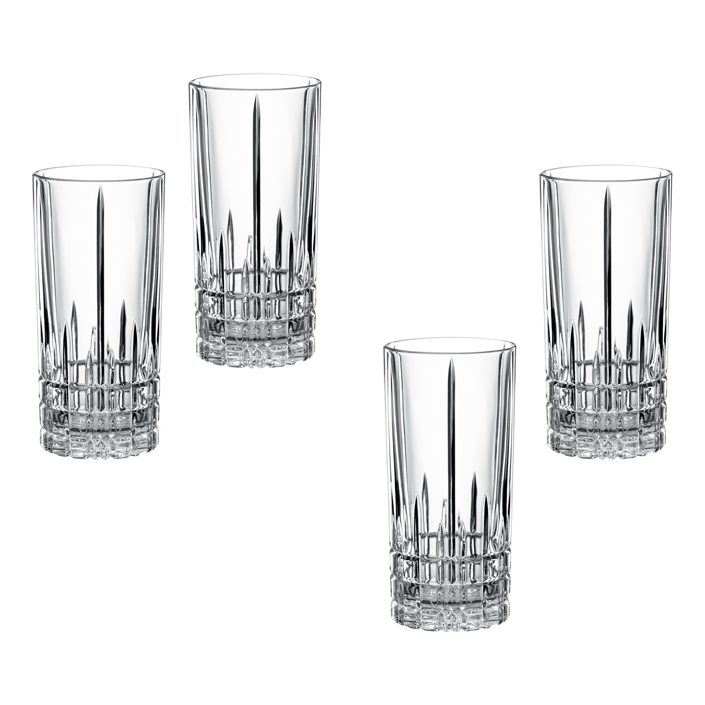 Súprava 4 pohárov na long drink Perfect Serve Collection Spiegelau