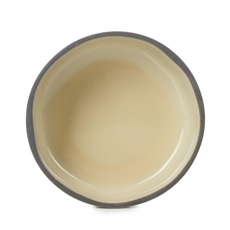 Miska Caractere Revol béžová 11 cm