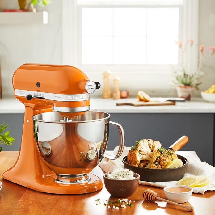 Kuchynský robot Artisan5KSM175PSEHY KitchenAid honey