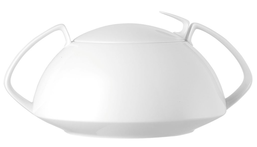 Misa na polievku s poklicou Tac biela V 3 l Rosenthal
