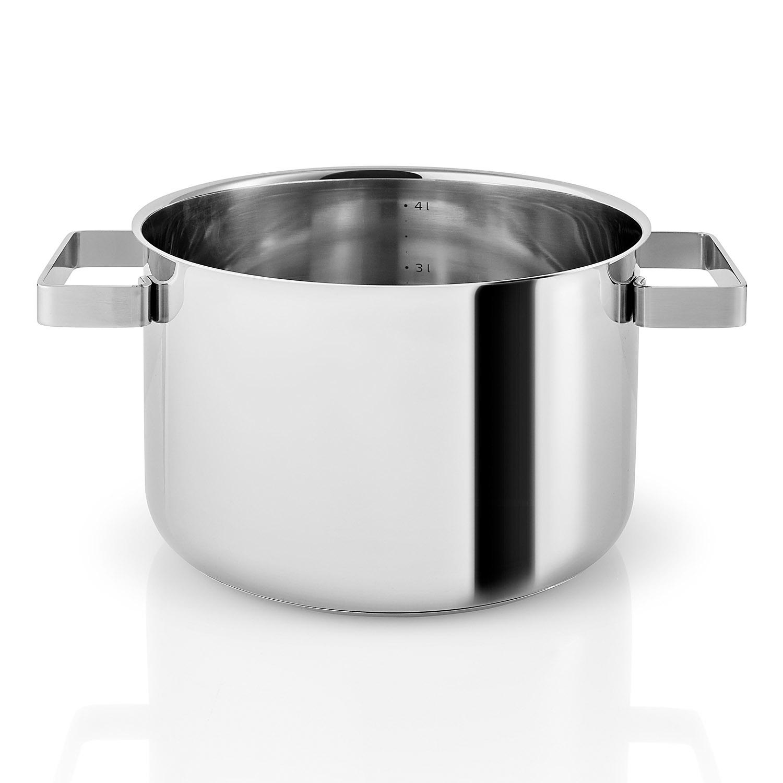 Hrniec s pokrievkou Nordic kitchen nehrdzavejúca oceľ O 20 cm Eva Solo