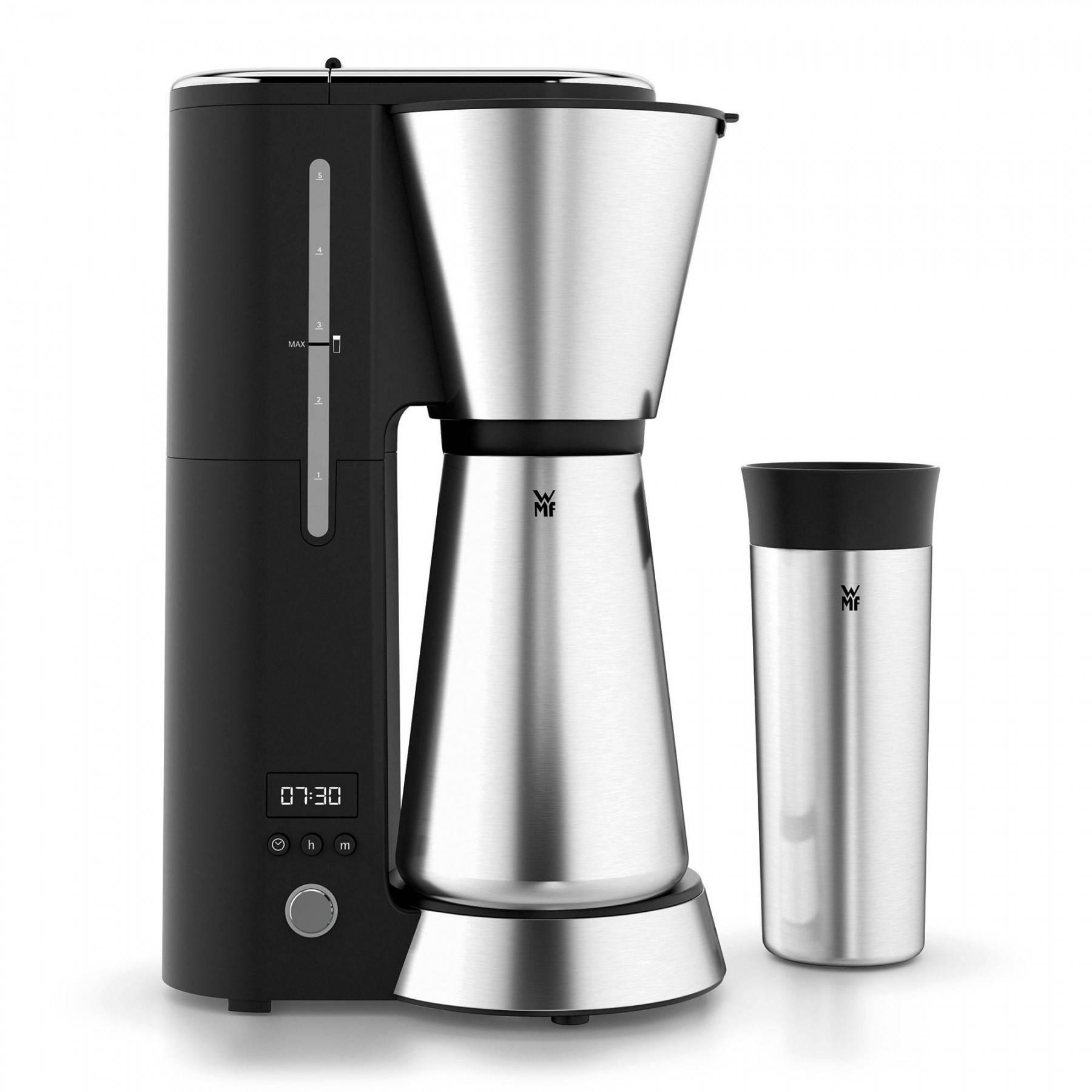 Kávovar na filtrovanú kávu KITCHENminis® Aroma Thermo WMF