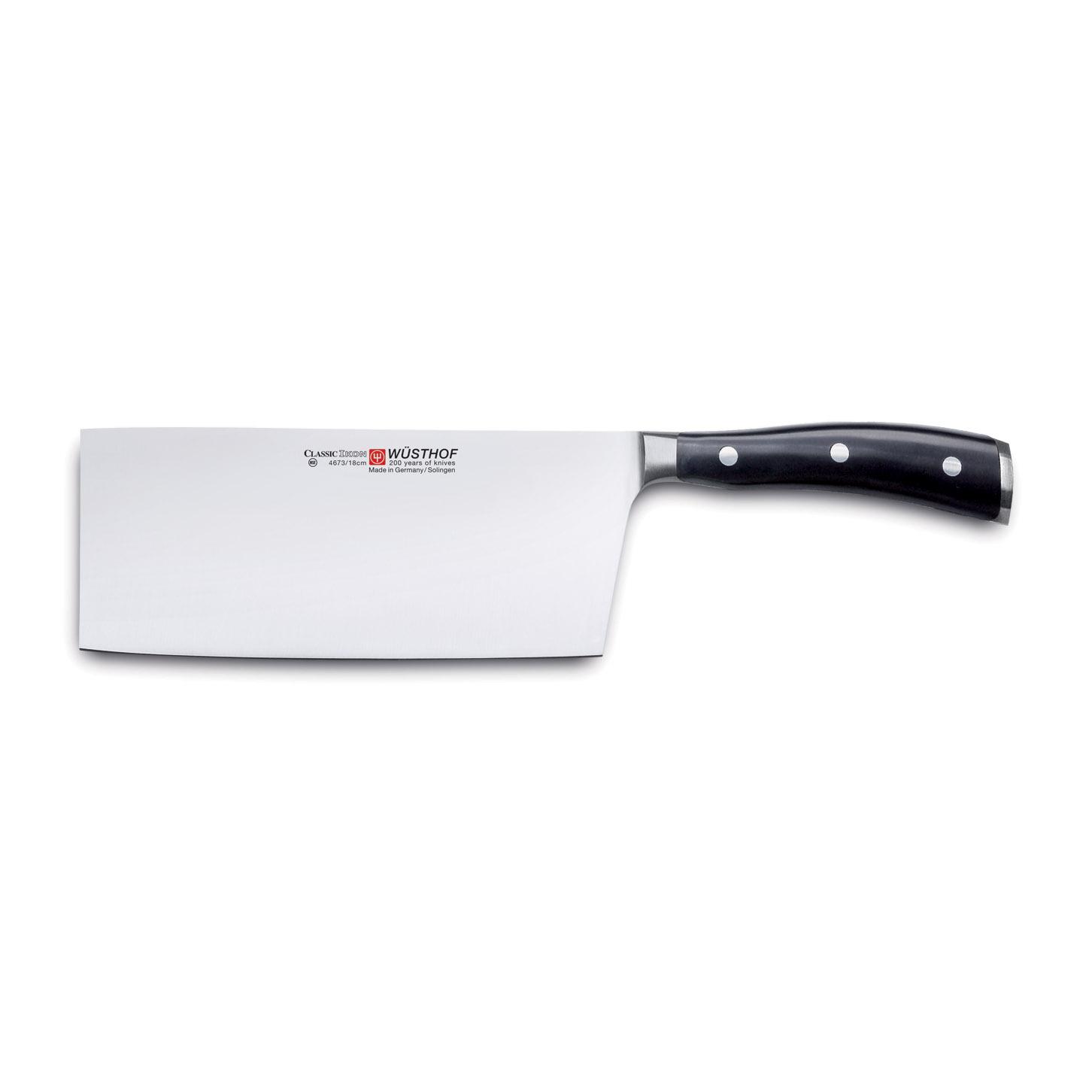 Čínsky kuchársky nôž 18 cm Classic Ikon WÜSTHOF