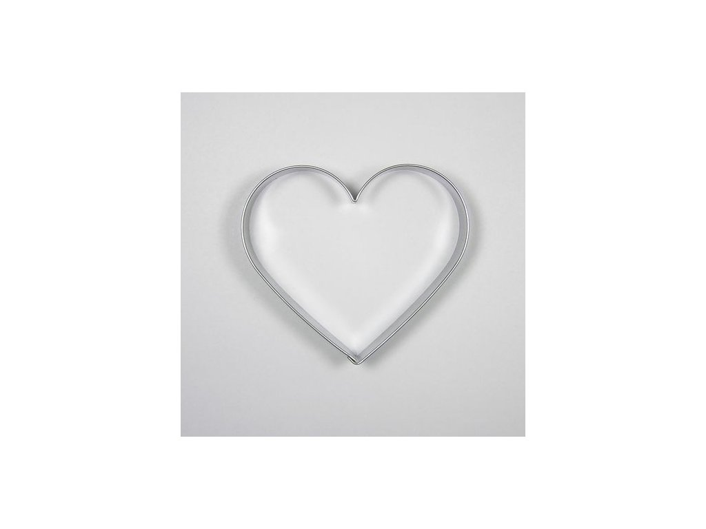 Vykrajovačka Srdce 8 cm