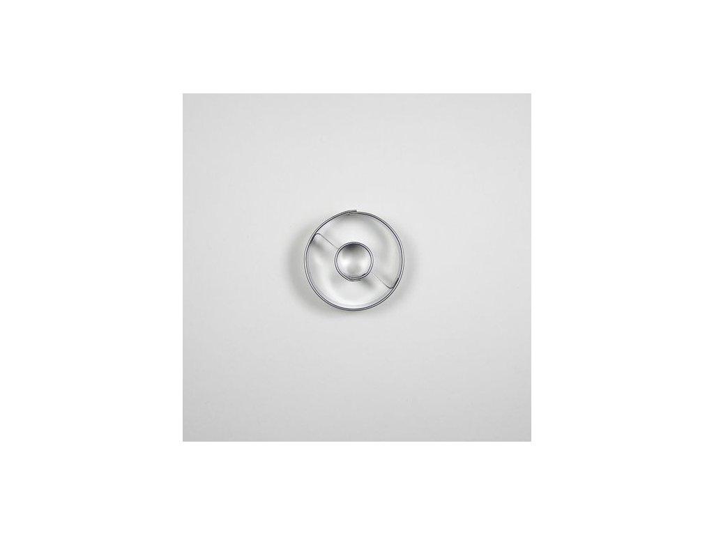 Vykrajovačka Kolečko 3,5 cm se středem