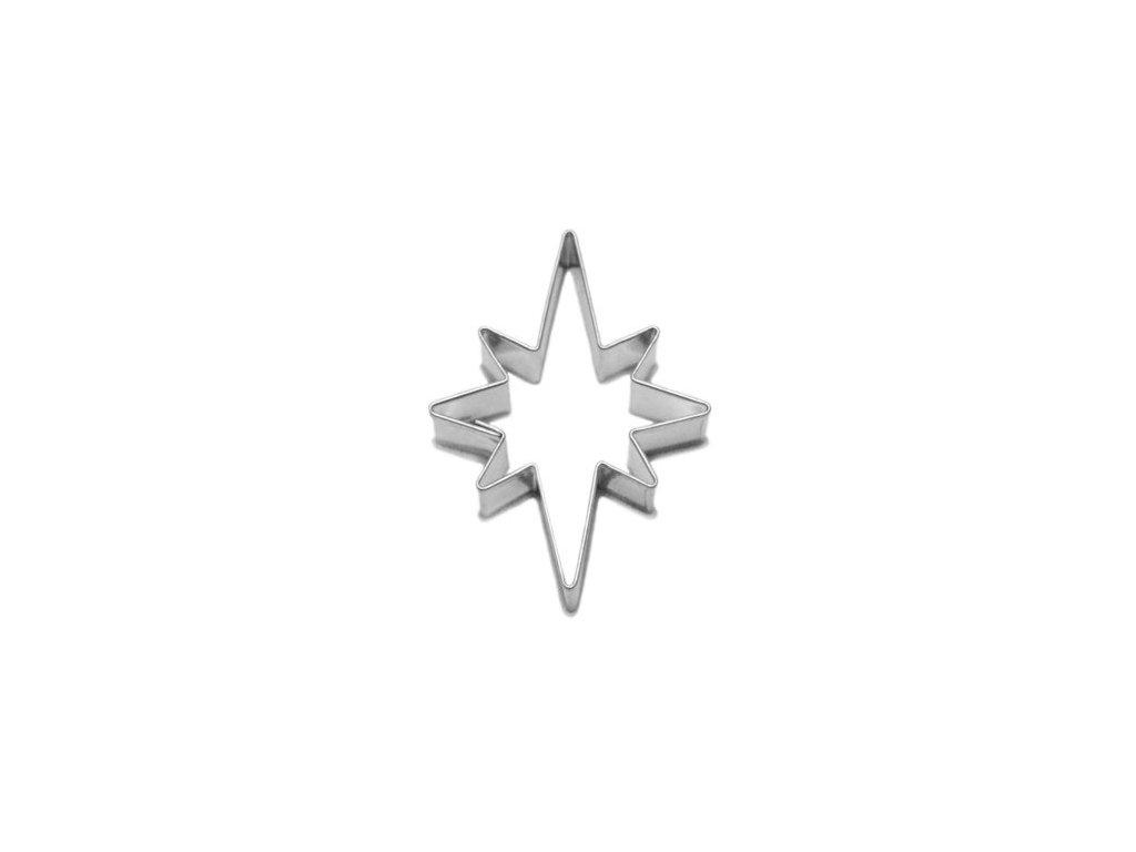 Hvězda - 8 cípů - menší