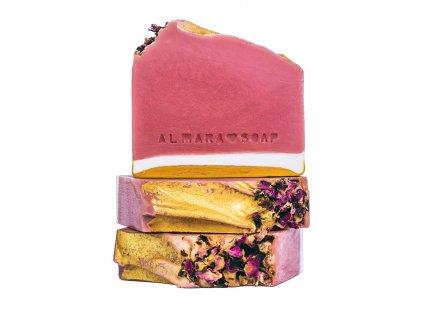 ALMARA SOAP Fancy mýdlo Růžový Grep
