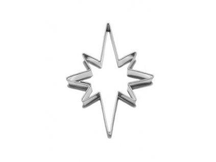 Hvězda - 8 cípů - větší