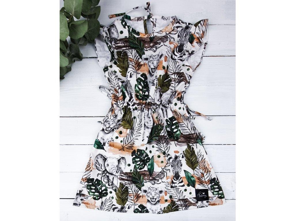 Letní šaty ,,ZOO,,
