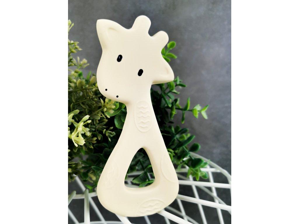 Kousátko žirafa