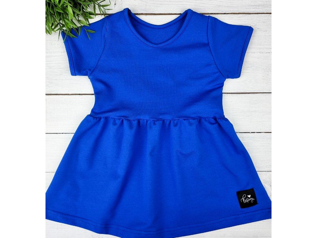 Princess šaty ,,Blue,,