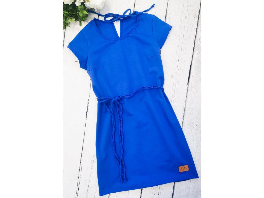 Šaty/tunika dámská ,,Blue,,
