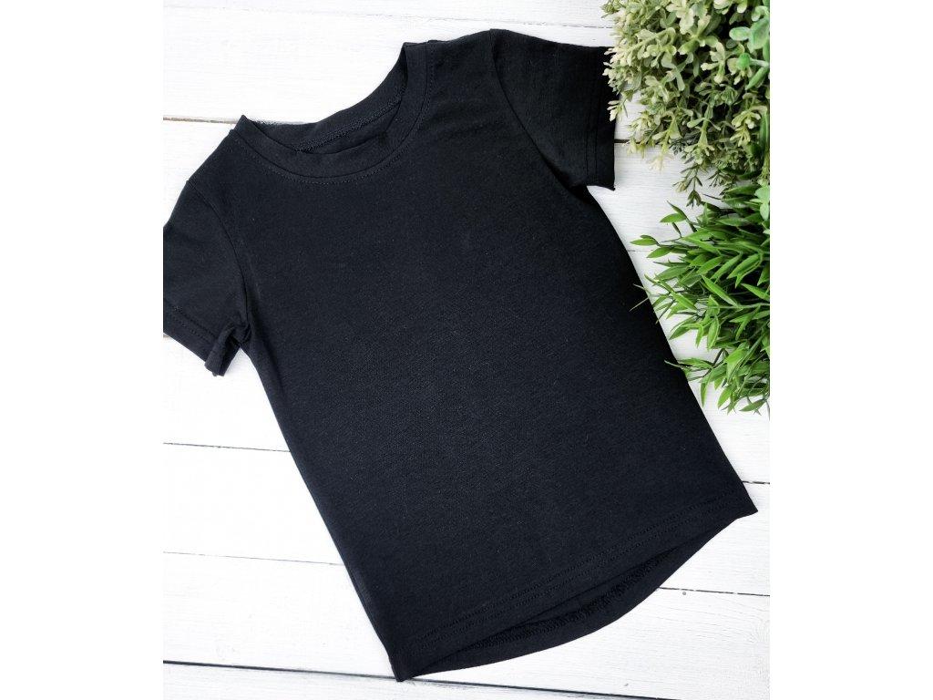 Tričko ,,BLACK,,
