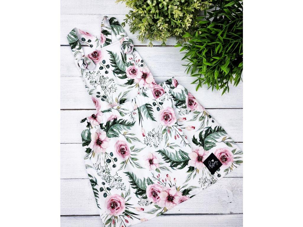 Letní laclové šaty ,,RosAntic,,