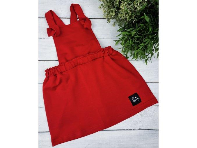 """Laclové šaty ,,RED"""""""