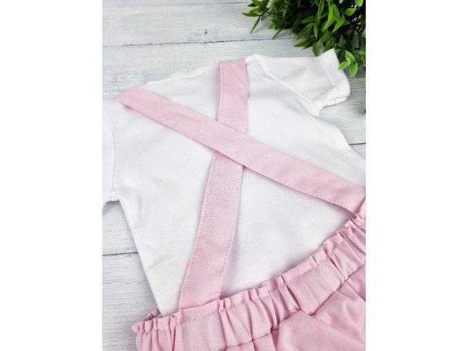 Laclové pumpky ,,pink,,