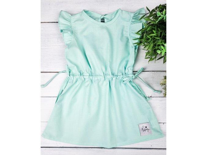 Letní šaty ,,AQUA,,