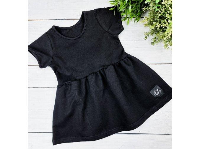 Princess šaty ,,BLACK,,