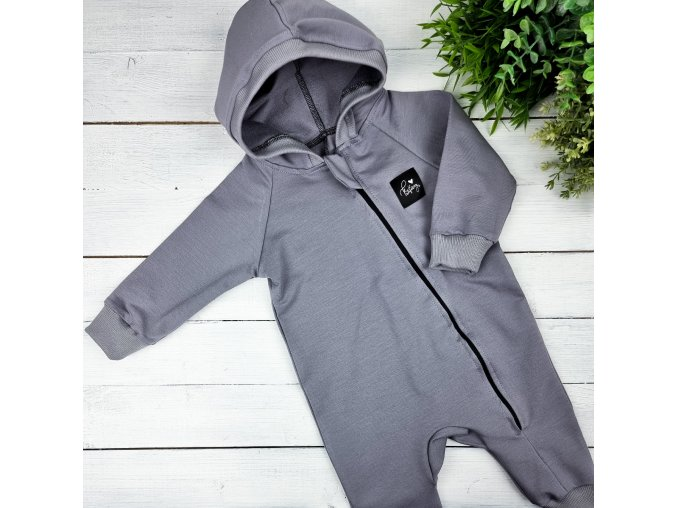 OVERAL GREY