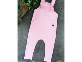 Laclové tepláčky ,,Baby Pink,,