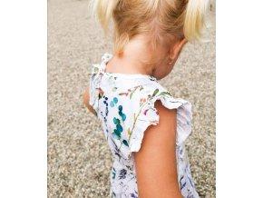 Letní šaty ,,Zinnia,,