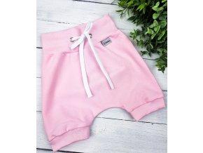 Kraťásky ,,Baby pink,,