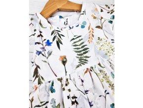 Princess šaty ,,Zinnia,, plátěné