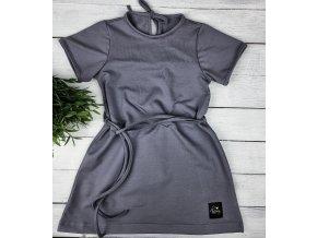 Šaty/tunika,, Grey ,,