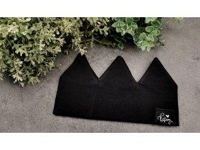 Korunka ,,Black,, obvod 42,56cm sklad