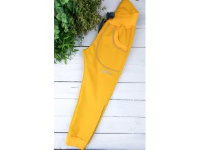 Softshell kalhoty ,,Charming,, s fleecem