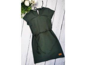 Šaty/tunika dámská ,,Olive,,