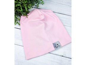Čepice ,,Baby Pink,, vel.98,110 sklad
