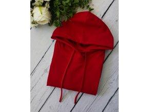Mikina s kapucí pánská ,,RED ,,
