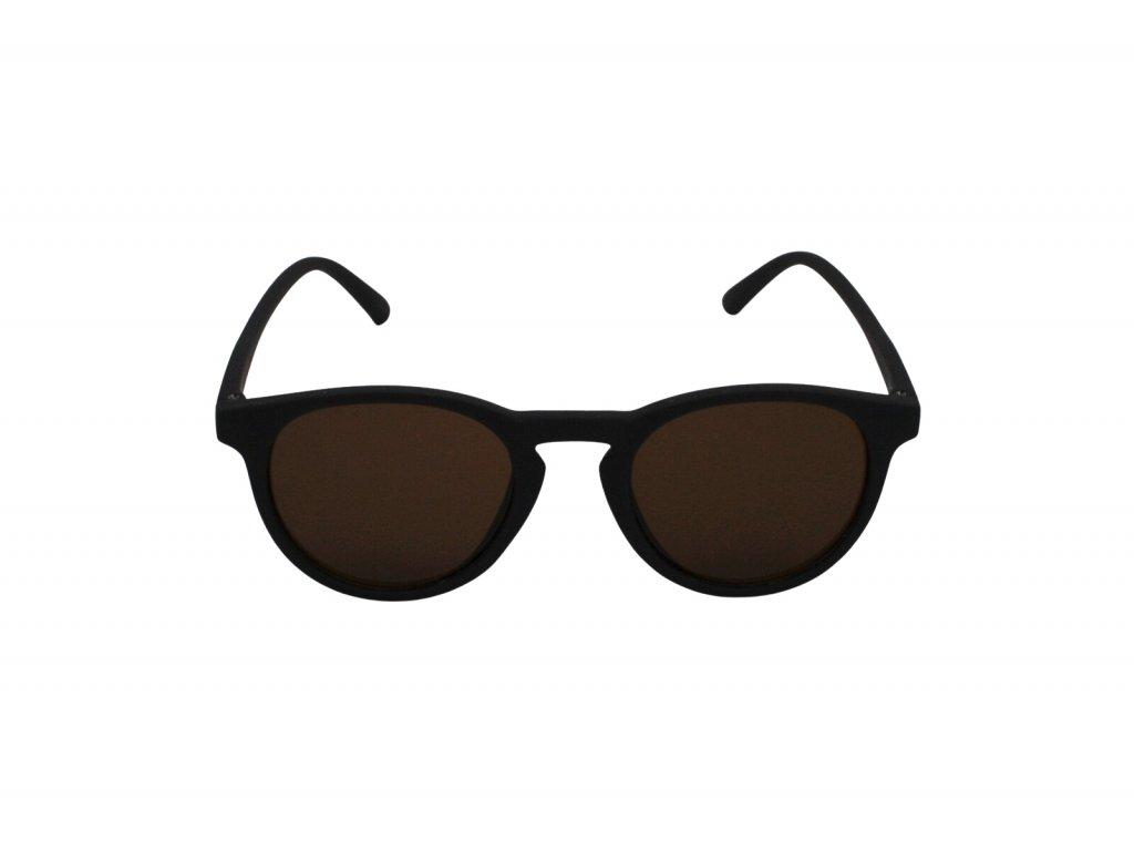 Dětské sluneční brýle Elle Porte v černé barvě
