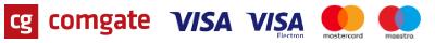 ComGate Platební Brána - Online Platba kartou a bankovním převodem