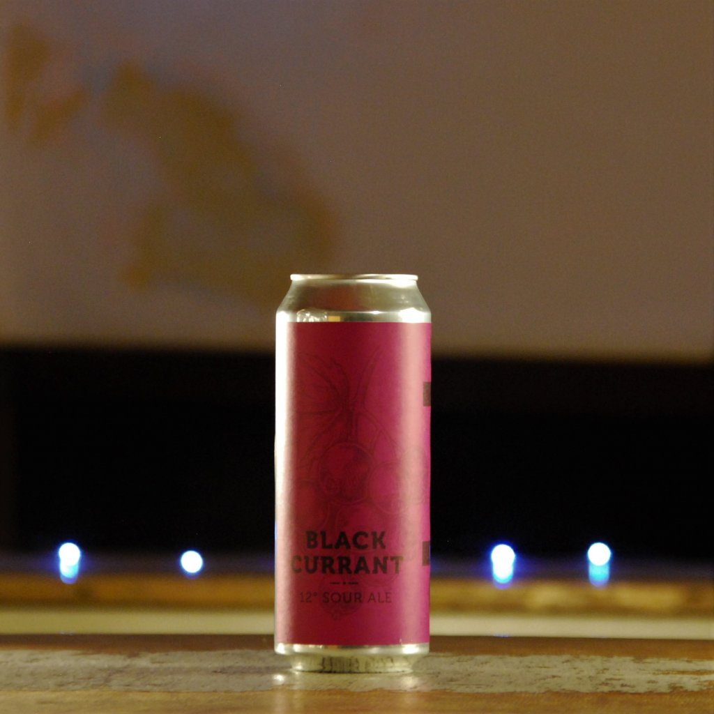 Clock Black Currant Sour Ale 12° CAN 0,5l