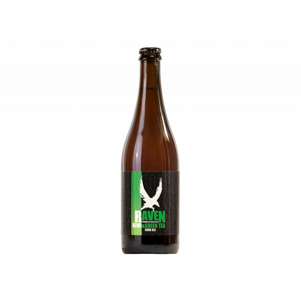 Raven Kiwi & Green Tea Weisse 9° 0,75l