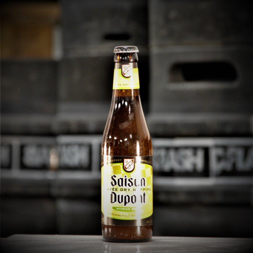 Saison Dupont Dry Hopping 0,33l