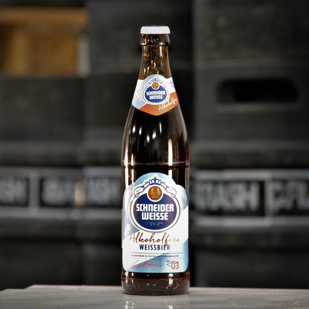 Schneider Weisse TAP 03 Mein Alkoholfreies 0,5l