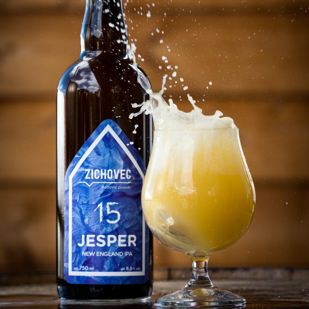 Zichovec Jesper 15° 0,75l