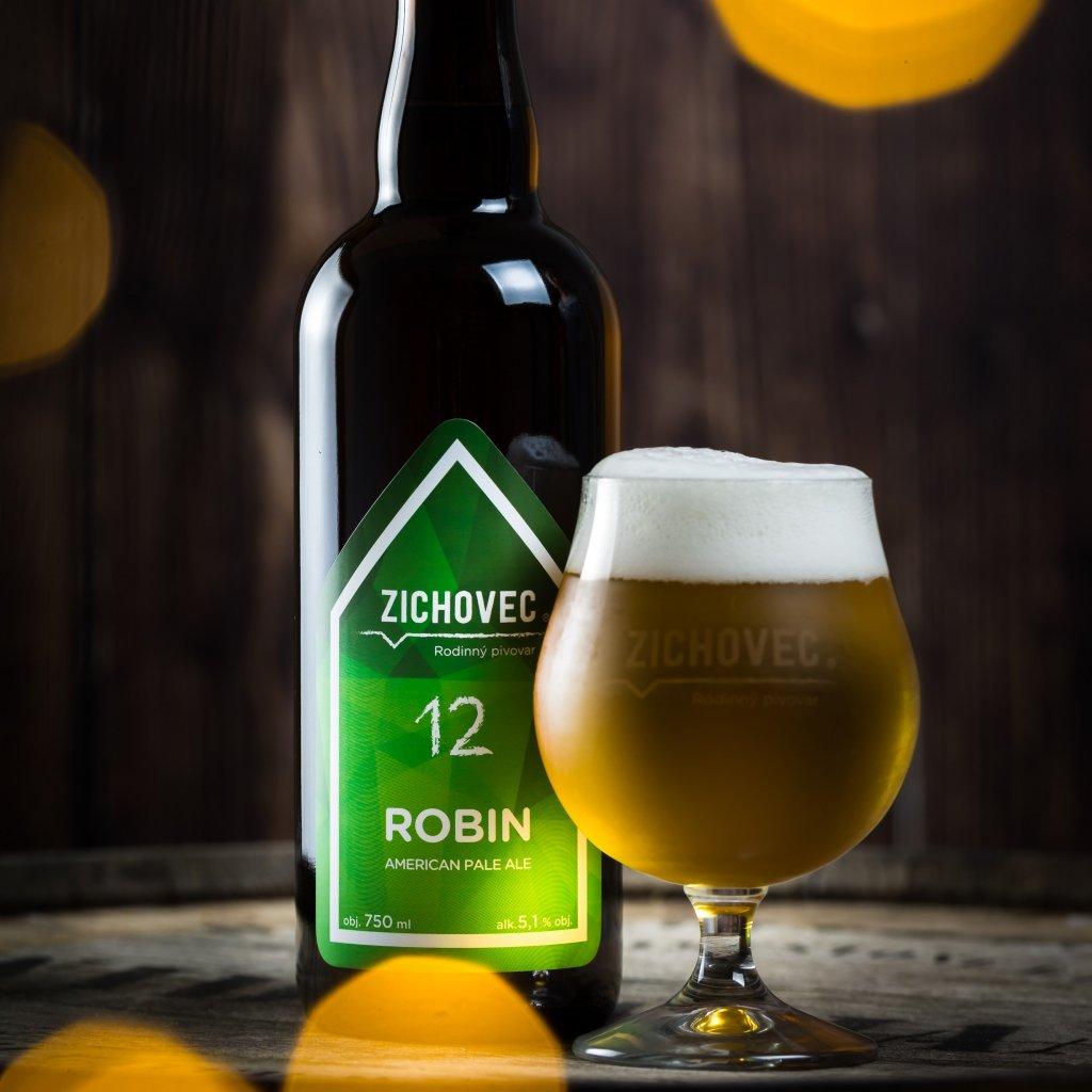 Zichovec Robin APA 12° 0,75l