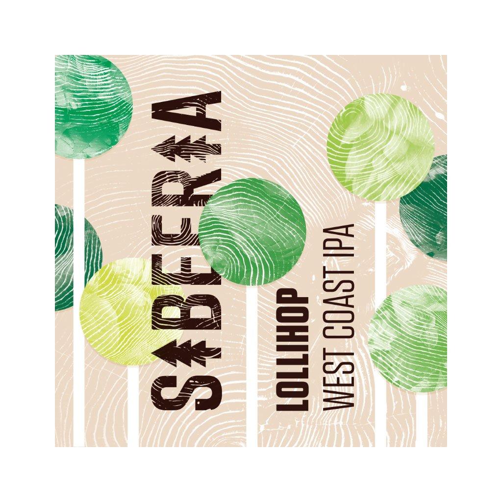 Sibeeria Lollihop 15° 0,75l