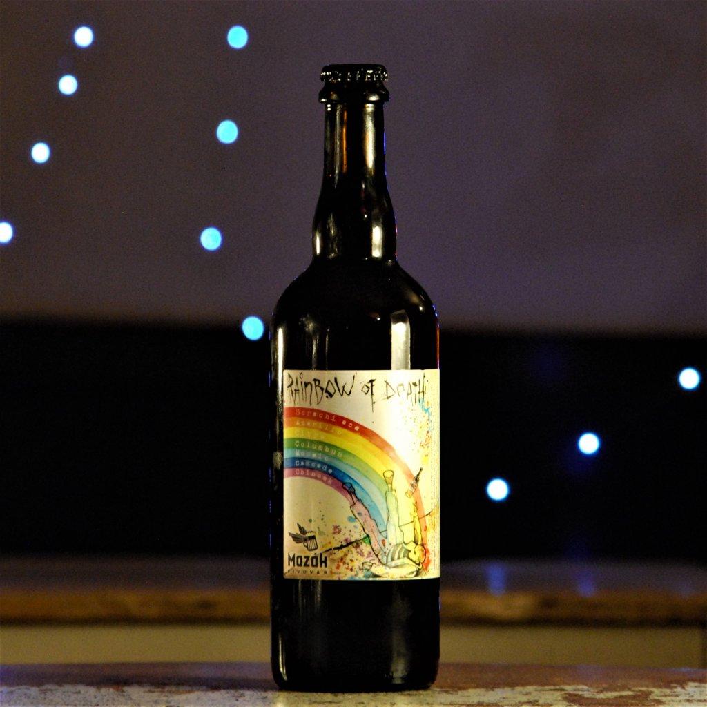 Mazák Rainbow of Death 16° 0,75l