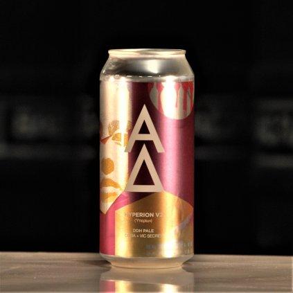 Alpha Delta Hyperion V2 CAN 0,44l