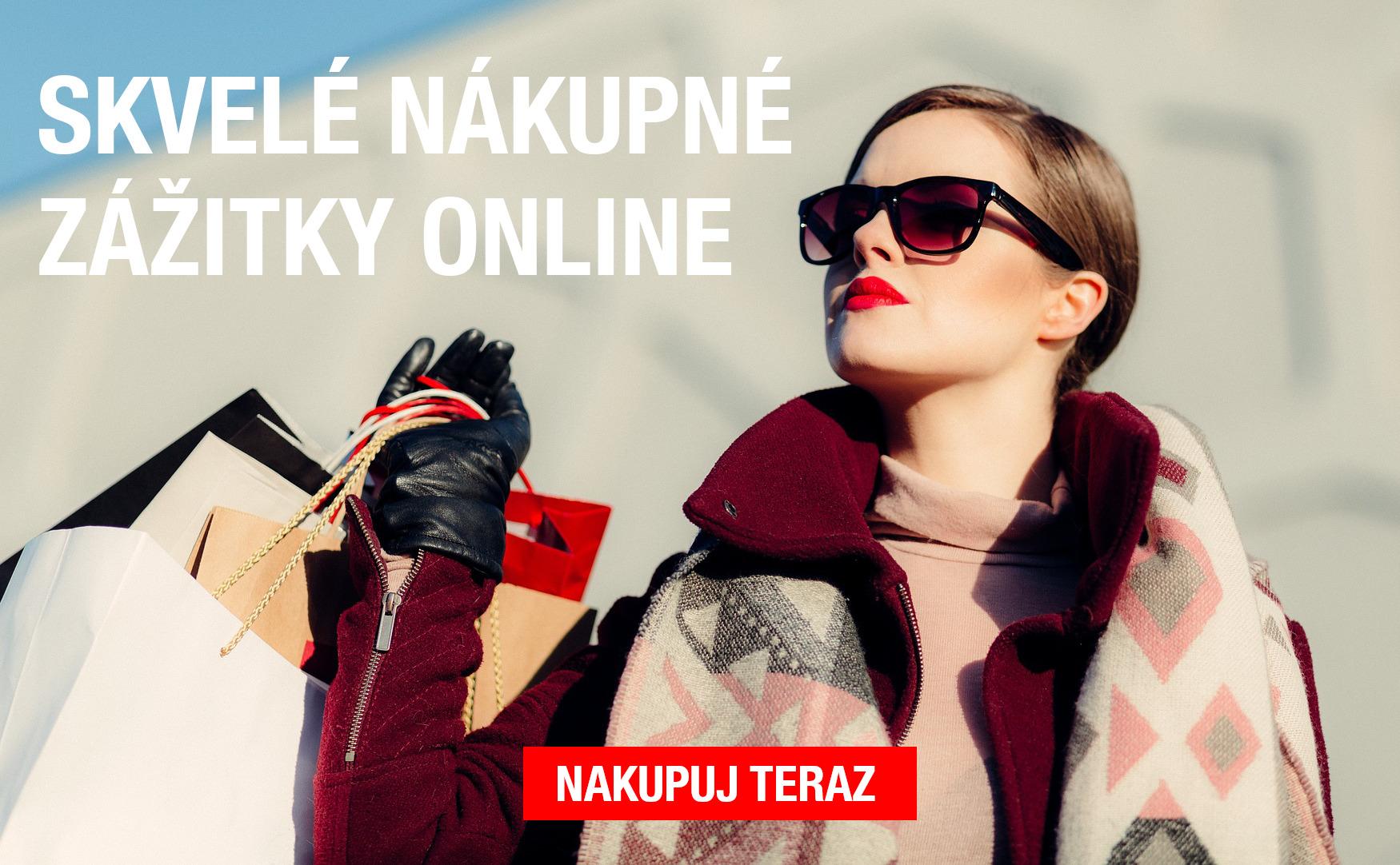 Online nakupy