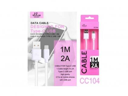USB DATOVY KABEL (TYPE-C) rôzne dĺžky 1m, 3m