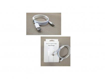 DATOVY KABEL USB (TYPE-C to TYPE-C) rôzne dĺžky, 1m, 2m